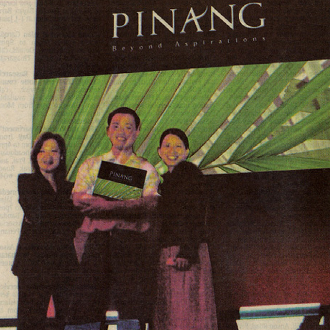 Book that pays homage to Penang culture – Metro (Friday, 22 August 2003)